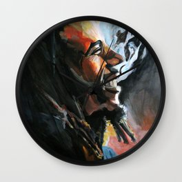 Marley Vibes Wall Clock