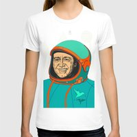 kevin russ T-shirts featuring Kevin Spacey by IvaDim