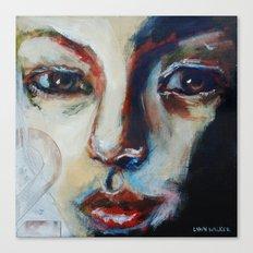 Face 2 Canvas Print