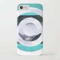 lake iPhone & iPod Cases featuring Lake Louise by Fimbis