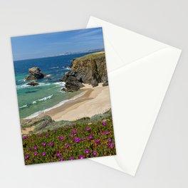 Porto Covo in Spring, Portugal Stationery Cards