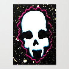 Ghost Demon Canvas Print