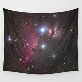 Horsehead Nebula Wall Tapestry
