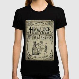 Dr. Schwindler's Original Hemlock Elixir T-shirt