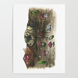 Little Worlds: The Harvest Poster