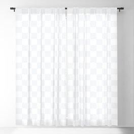 Subtle White Checkered Pattern. Digital Painting Illustration Background Blackout Curtain