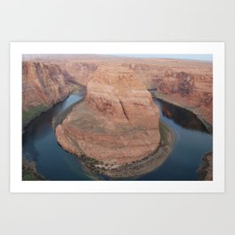 Horseshoe Bend: Page, Arizona Art Print