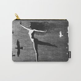 Dance Into Light Carry-All Pouch