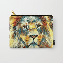 AnimalArt_Lion_20171004_by_JAMColorsSpecial Carry-All Pouch