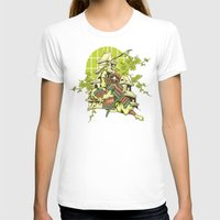 asian T-shirts featuring Asian spring by Tshirt-Factory