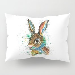 Bunny Rabbit - Real Bunny Pillow Sham