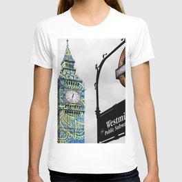 Funky Landmark - London T-shirt