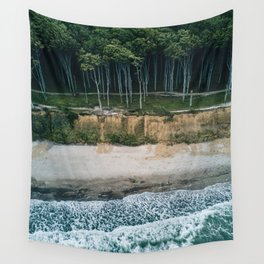 Waves, Woods, Wind and Water - Landscape Photography Wall Tapestry