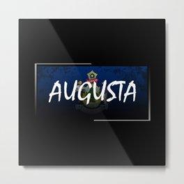 Augusta Metal Print