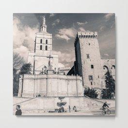 Avignon Metal Print