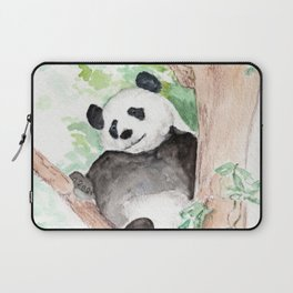 Panda, Hanging Out Laptop Sleeve