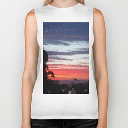 Freycinet Sunset Biker Tank