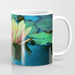 waterlily textures Coffee Mug