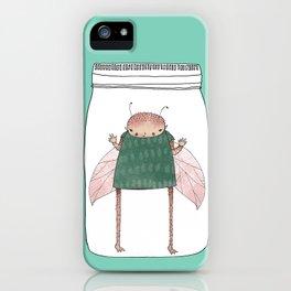 captured iPhone Case