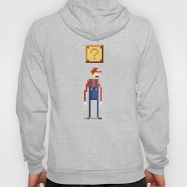 Pixel Plumber Hoody