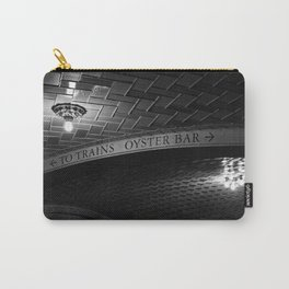 Grand Central Station Decisions Carry-All Pouch