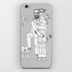 H+W iPhone & iPod Skin