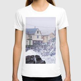 Exploding Sea Spray T-shirt