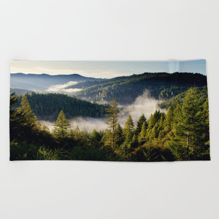 Adventures Beach Towel