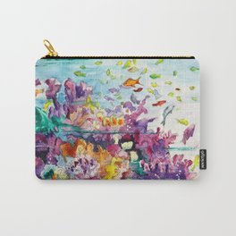 Biscayne National Park Carry-All Pouch
