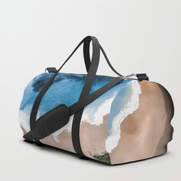 Beautiful beach Duffle Bag