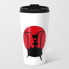 Flag of Japan | Vintage Pressure Stove Travel Mug