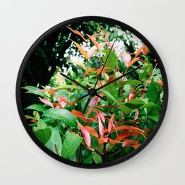First Light of Day Wall Clock