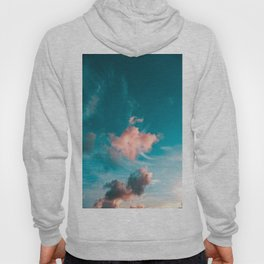 Pink Clouds in the Sky (Color) Hoody
