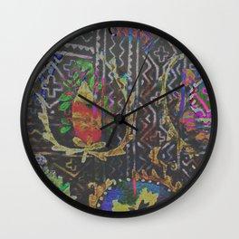 Tracy Porter / Poetic Wanderlust: Damn Fine Trouble Wall Clock