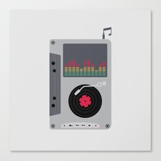 Music Mix Canvas Print