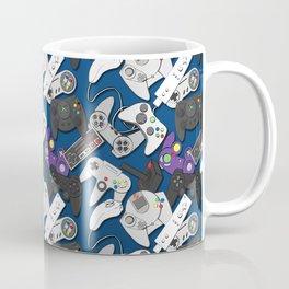 Game On- Blue Coffee Mug