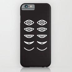 Eyes in Motion Slim Case iPhone 6s