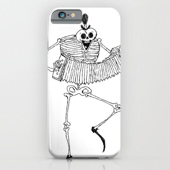 Skeleton Dance iPhone & iPod Case