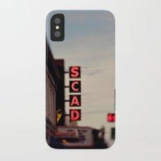 SCAD iPhone X Slim Case