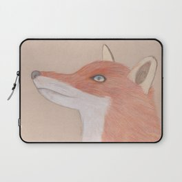 a fox Laptop Sleeve