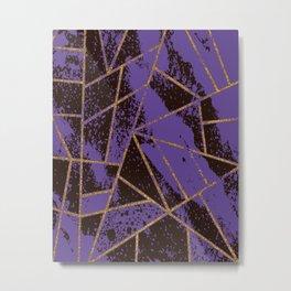 Abstract #989 Metal Print