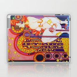 Red Head Klimt Laptop & iPad Skin
