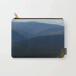 Rolling Mountains of the East Carry-All Pouch