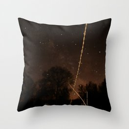 Stake Your Claim Throw Pillow