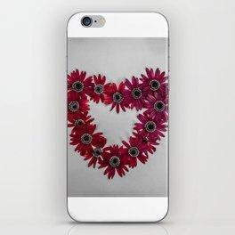 Flower Chain iPhone Skin