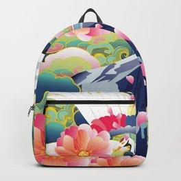 Mount Fuji Backpack