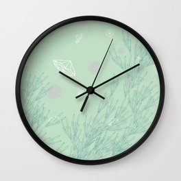 Ebb & Flow Wall Clock