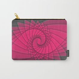 hypnotized - fluid geomatrical eye shape Carry-All Pouch