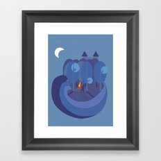 Grimm's Fairy Tales PT2 Framed Art Print
