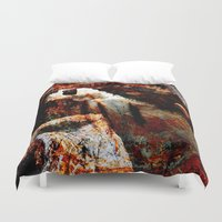 contemporary Duvet Covers featuring abstract contemporary by  Agostino Lo Coco